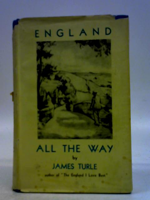 England All the Way By James Turle