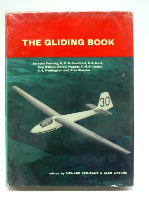 The gliding book By Richard Serjeant