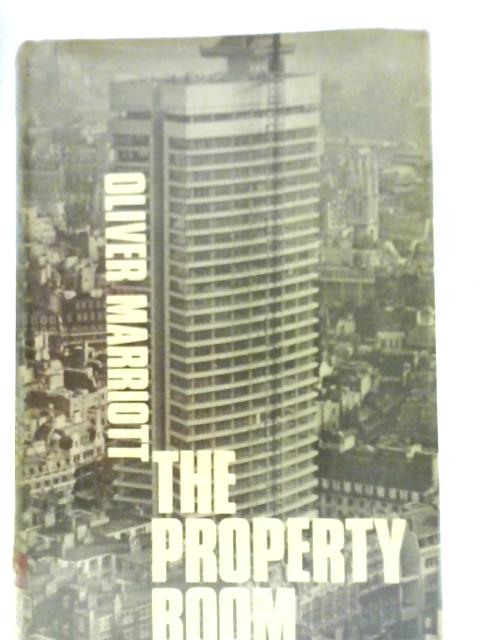 Property Boom By Oliver Marriott