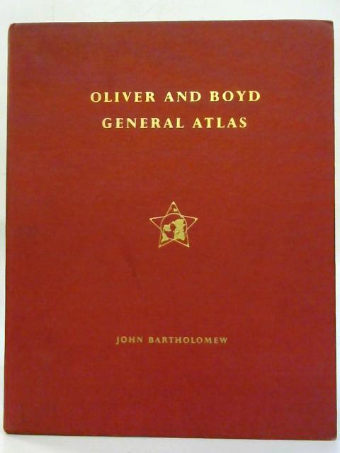 Oliver And Boyd General Atlas. By John Bartholomew