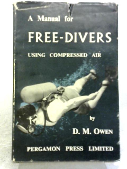 A Manual for Free Divers By Owen