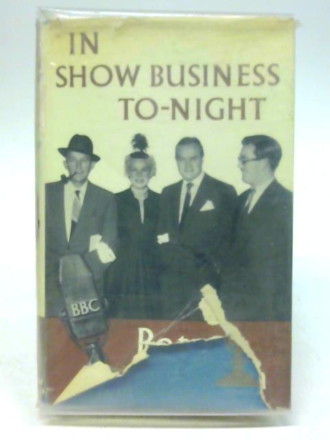 In show business tonight By Peter Duncan