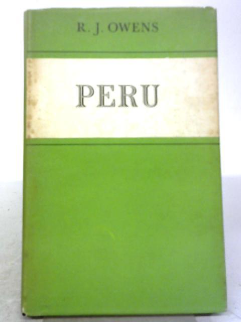 Peru By Ronald Jerome Owens