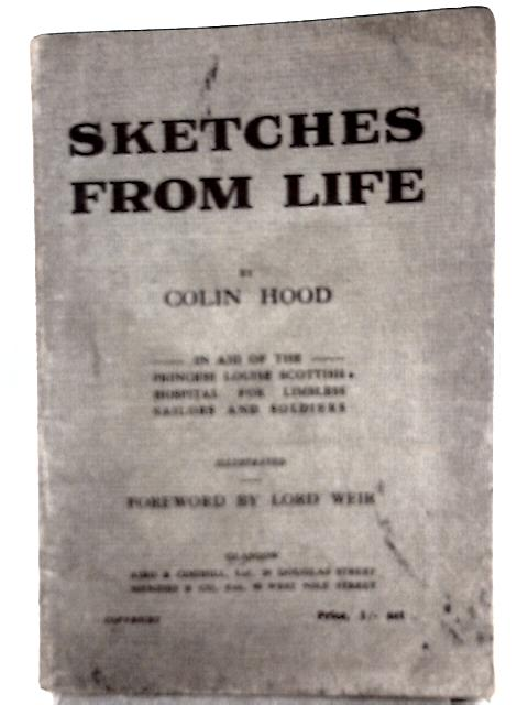 Sketches from Life By Colin Hood