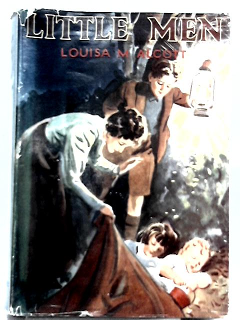 Little Men By Louisa M. Alcott