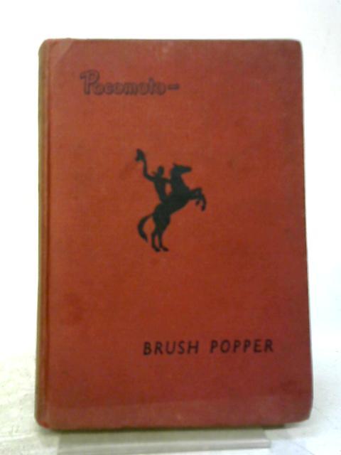 Pocomoto Brush Popper By Rex Dixon