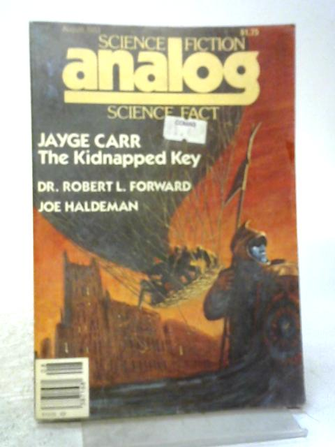 Analog Science Fiction, Science Fact August 1983 Vol.CII, No.8 By Various