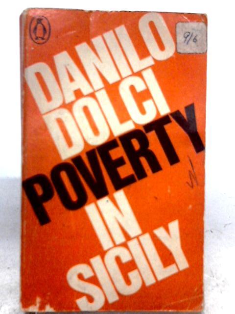 Poverty in Sicily By Danilo Dolci