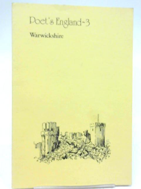 Poet's England: Warwickshire v. 3