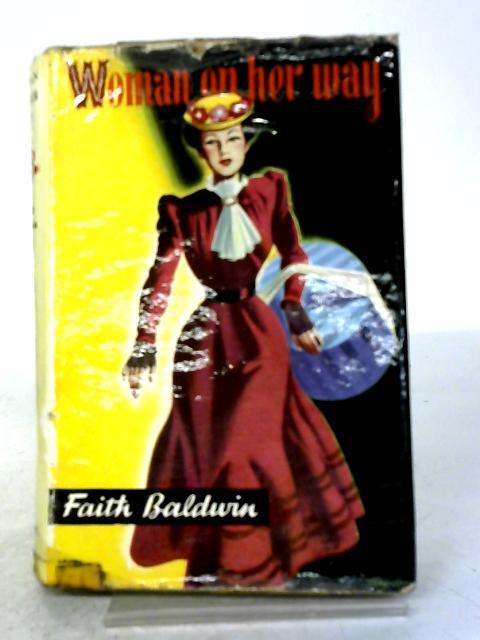 Woman on Her Way (Five Star Romance) By Faith Baldwin