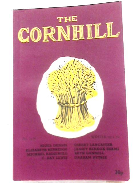 The Cornwall Magazine Number 1070 Winter 1971, 72 By Various