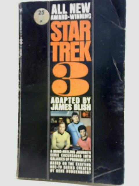 Star Trek 3 By James Blish