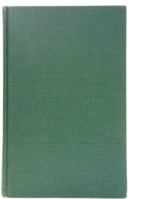 Yet Once More: Verbal and Psychological Pattern in Milton By E.S le Comte