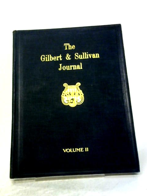 The Gilbert & Sullivan Volume II March - December 1930 By Various