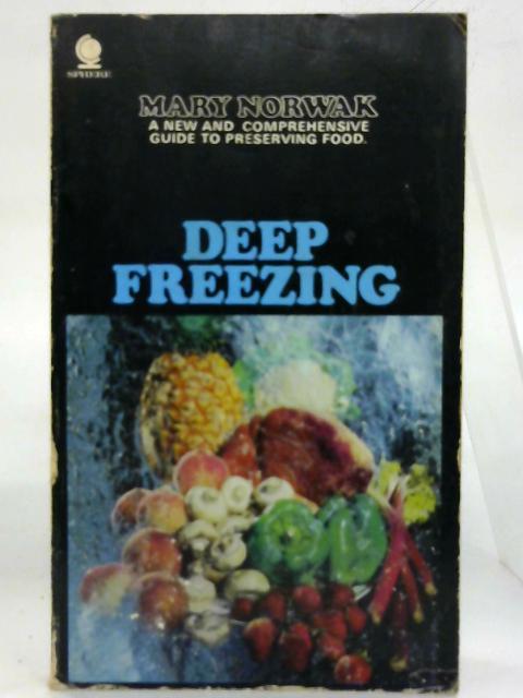 Deep Freezing. By Mary Norwak