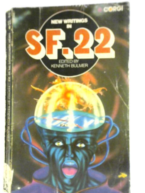 New Writings in SF 22 By Kenneth Bulmer