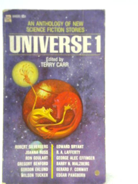 Universe 1 By Terry Carr