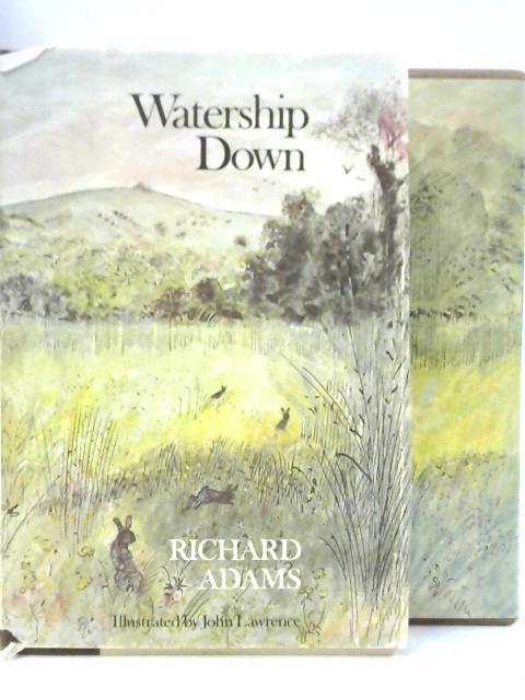 Watership Down By Richards Adams