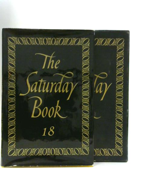 The Saturday Book Number 18 By John Hadfield