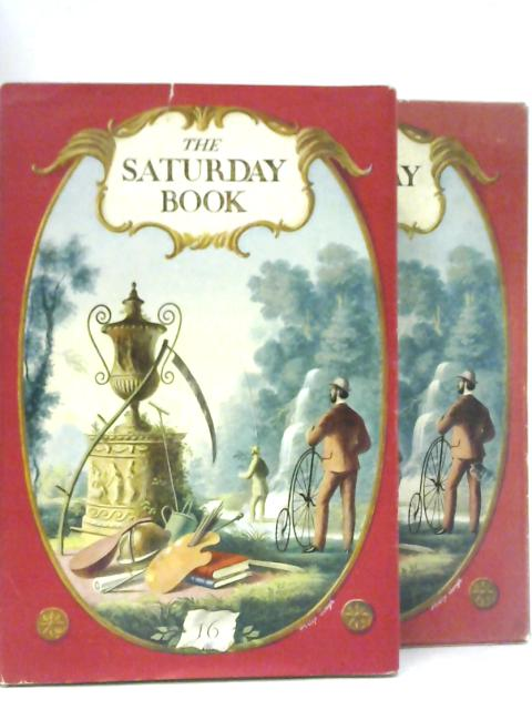 The Saturday Book 16 By John Hadfield