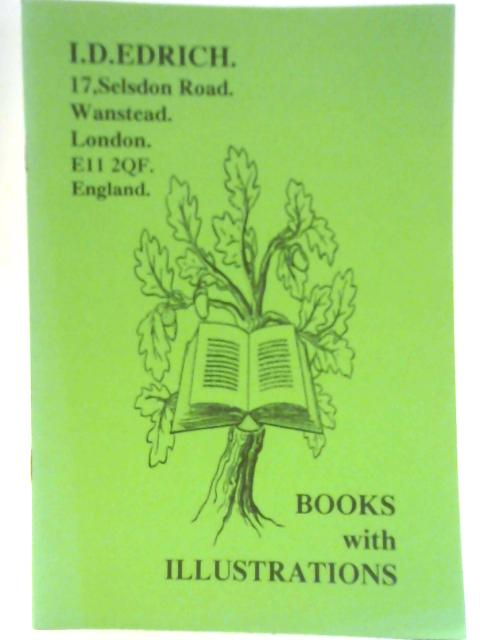 Books with illustrations - catalogue By Various