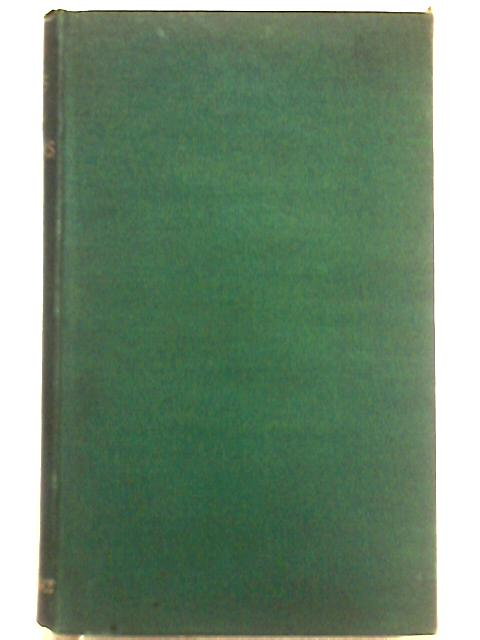 Poems by Two Brothers By Lord Alfred Tennyson