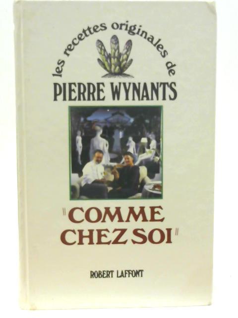 Comme Chez Soi By Pierre Wynants