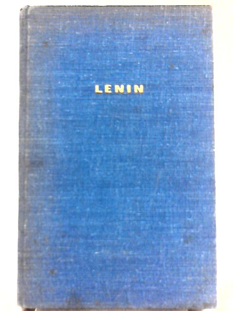 Against Dogmatism and Sectarianism in the Working-class Movement By V. I. Lenin