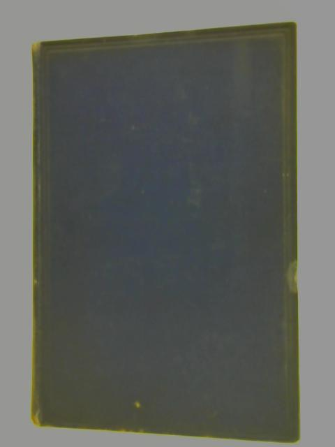 The War Speeches of William Pitt the Younger By R. Coupland (eds)