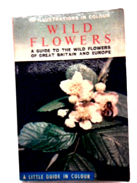 Wild Flowers a Guide to the Wild Flowers of Great Britain and Ireland By Jean Raray