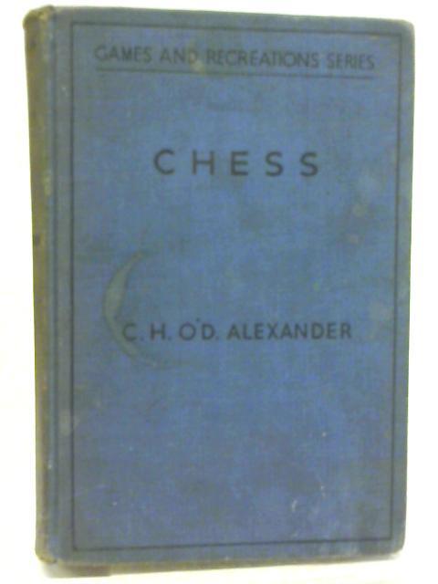 Chess By C. H. OD. Alexander