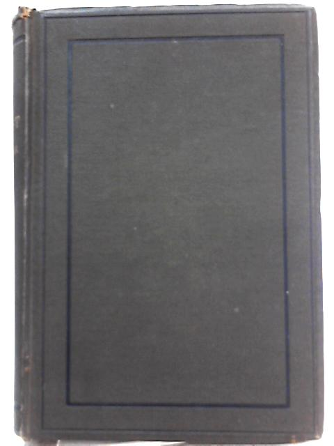The Life of Christ By Frederick W. Farrar