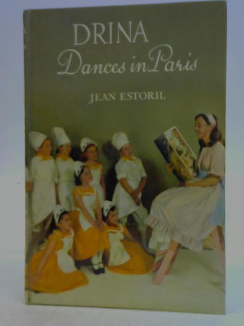 Drina Dances in Paris By Jean Estoril