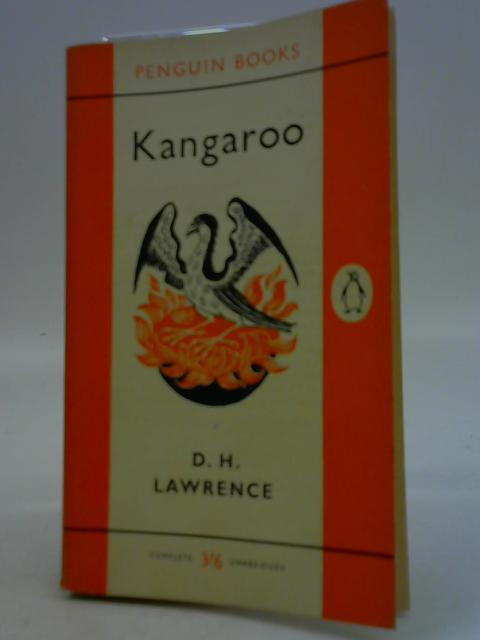 Kangaroo By D. H. Lawrence