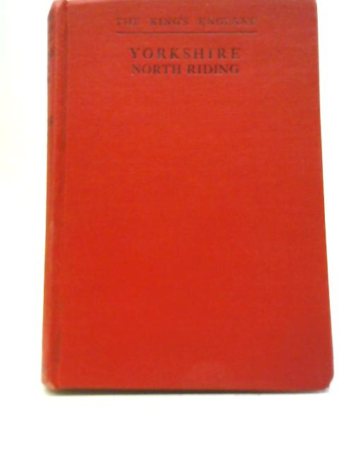 Yorkshire West Riding By Arthur Mee