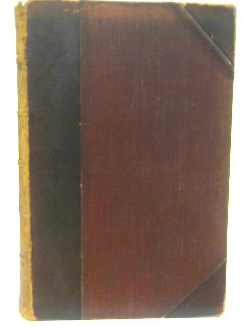 Jane Eyre An Autobiography By Currer Bell Charlotte Bronte