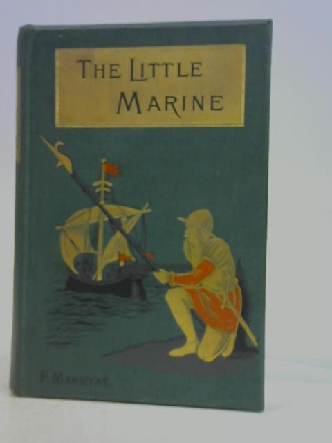 The Little Marine or The Land of the Rising Sun By Florence Marryat