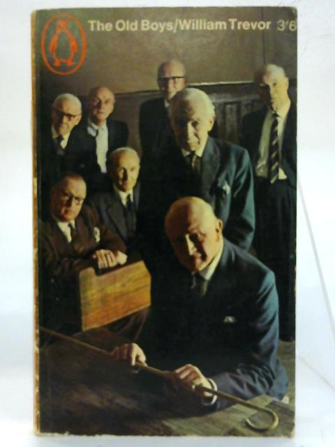 The Old Boys. By William Trevor