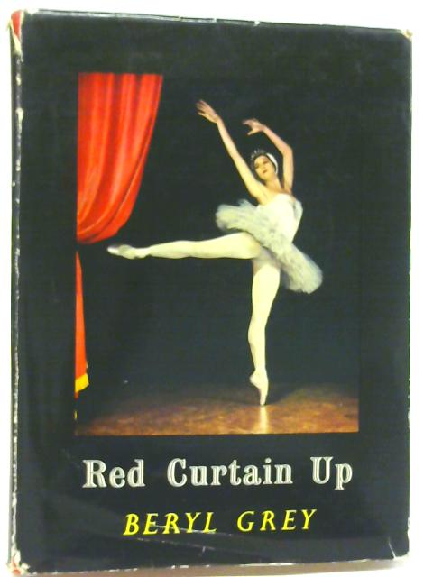 Red Curtain Up By Beryl Grey