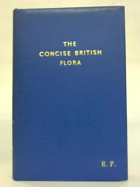The Concise British Flora In Colour. By W. Keble Martin