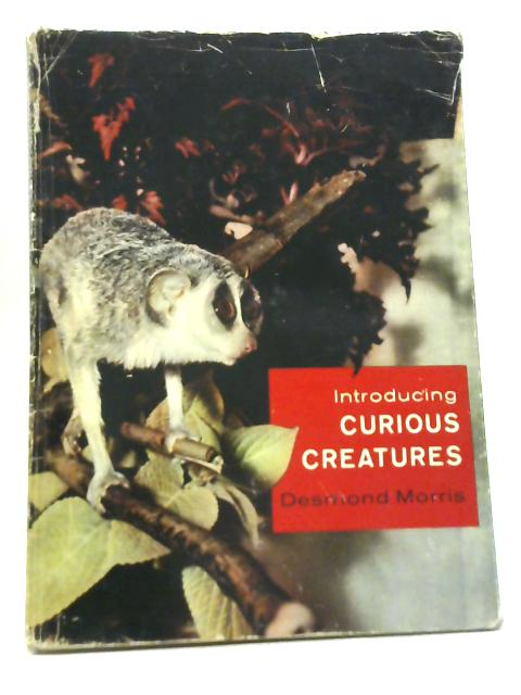 Introducing Curious Creatures By Desmond Morris