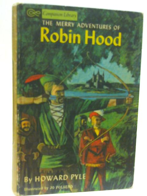The Little Lame Prince & The Merry Adventures of Robin Hood By Howard Pyle