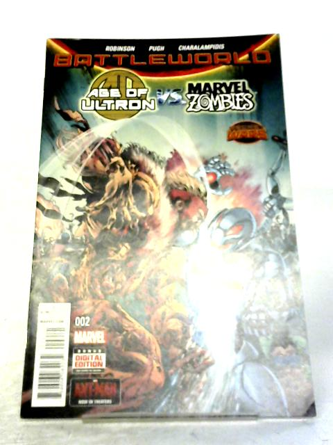 Battleword Age of Ultron VS Marvel Zombies No. 002 By Various