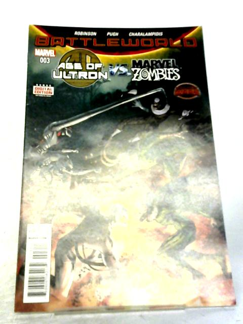Battleword Age of Ultron VS Marvel Zombies No.003 By Various