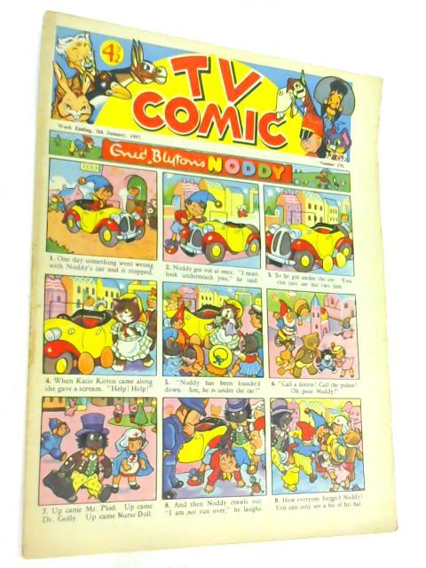 TV Comic #270 - Week ending 5th January 1957