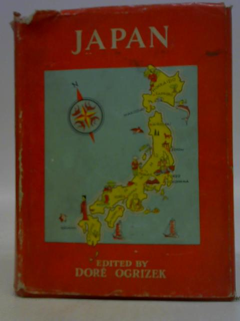 World in Colour: Japan By Dore Ogrizek (eds)