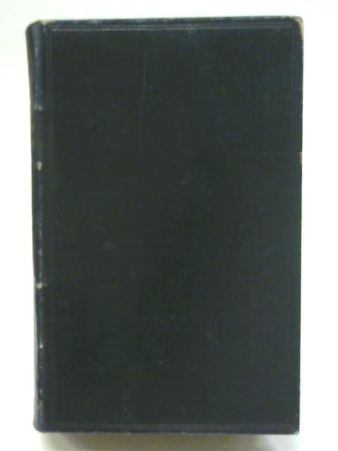 Dictionary of the Holy Bible, Vol. II By John Brown