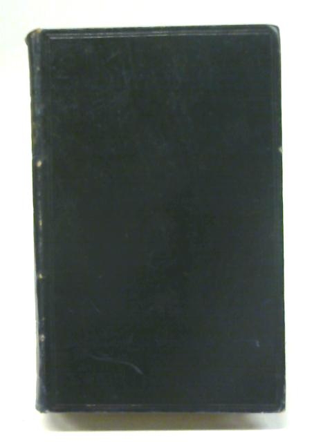 Dictionary of the Holy Bible, Vol. I By John Brown