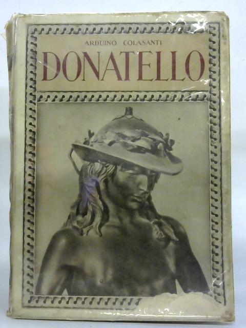 Donatello. By Arduino Colasanti