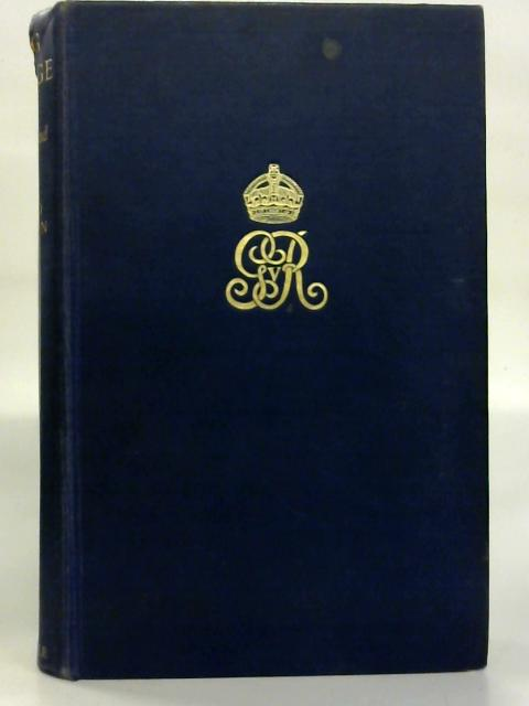 King George the Fifth: His Life and Reign. By Harold Nicolson